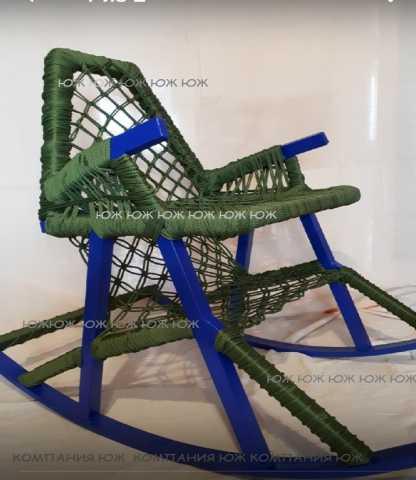 Продам Кресло качалка лофт
