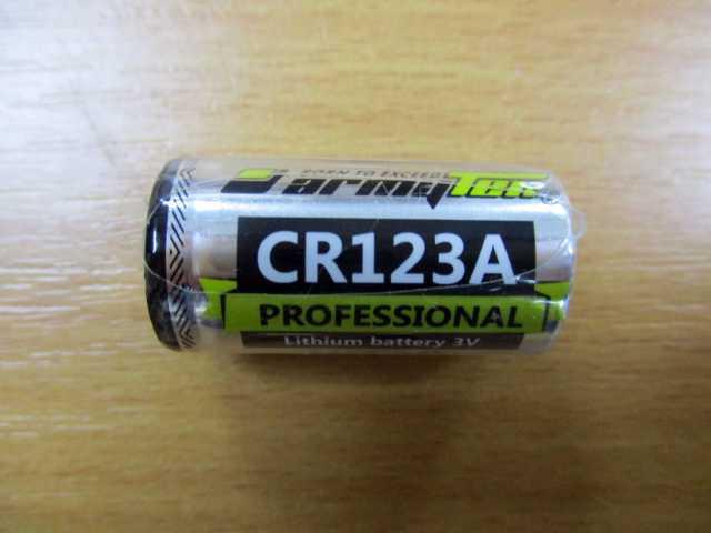 Продам Литиевая батарея Armytek CR123A