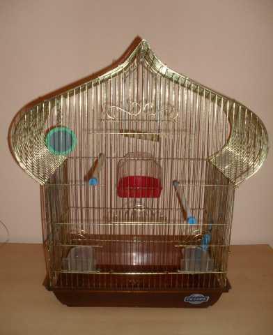 """Продам Клетка """"Золотая"""" для птиц"""