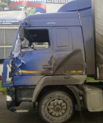 Предложение: Правка рам грузовиков