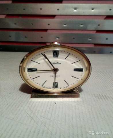 Продам Часы будильник