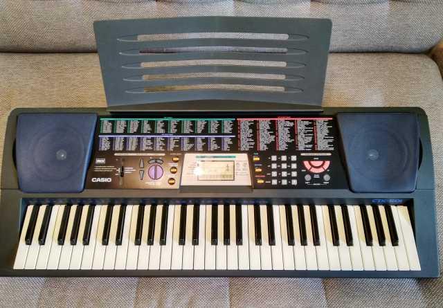 Продам: Синтезатор CASIO CTK-501