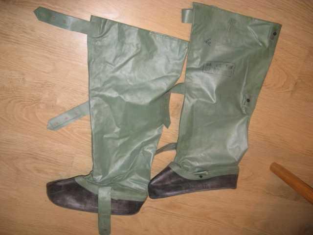 Продам: Бахилы от защитных костюмов ОЗК с хран