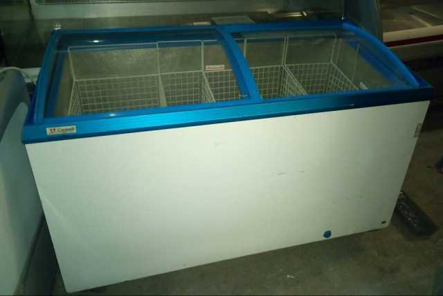 Продам Морозильный ларь Carawell б/у 150 см