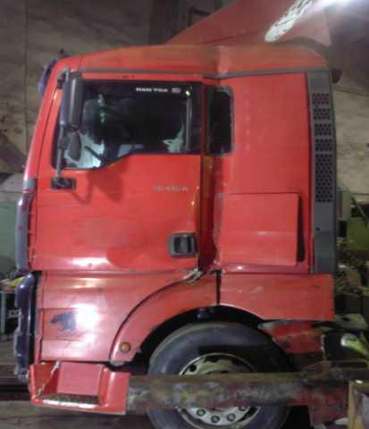 Предложение: Кузовной ремонт грузовиков покраска