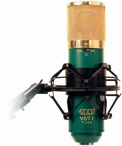 Продам Микрофон MXL V67I tube