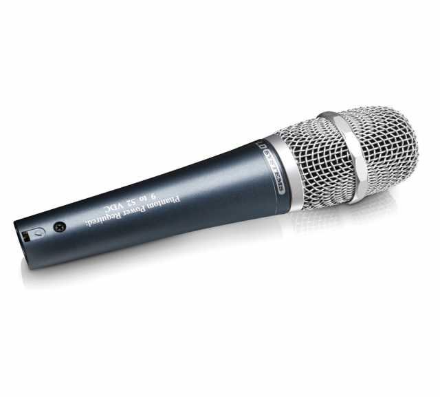 Продам Конденсаторный вокальный микрофон LD Sys
