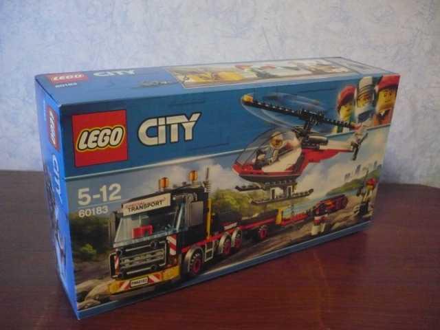 """Продам Конструктор Lego """"Перевозчик вертолета"""""""