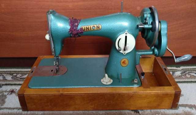 Продам Швейная машинка Union (Юнион) СССР