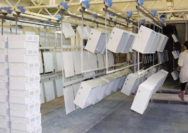 Предложение: Корпусное производство на базe предприят