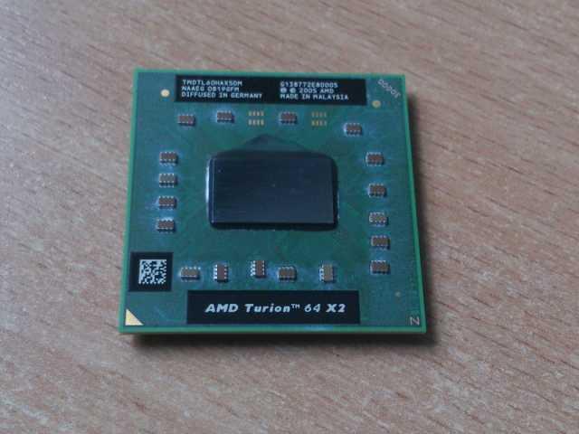 Продам Ноутбучный AMD Turion 64 X2 TL-60