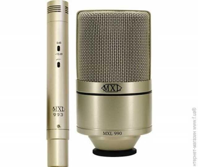 Продам Микрофонный комплект MXL 990/993