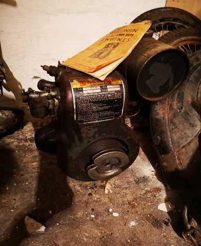 Продам Американский стационарный двигатель