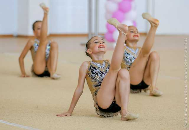 Предложение: Франшиза гимнастического клуба Мои Небес