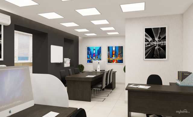 Предложение: ремонт офисных помещений под ключ