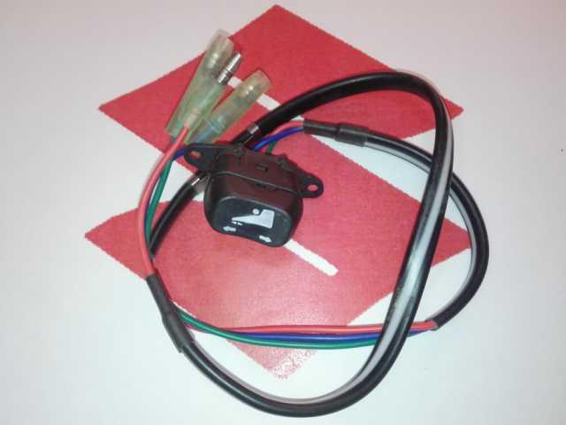 Продам Кнопка управления гидроподъёма SUZUKI
