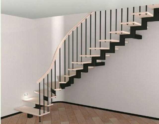Продам Изготавливаем лестницы на одном и двух к