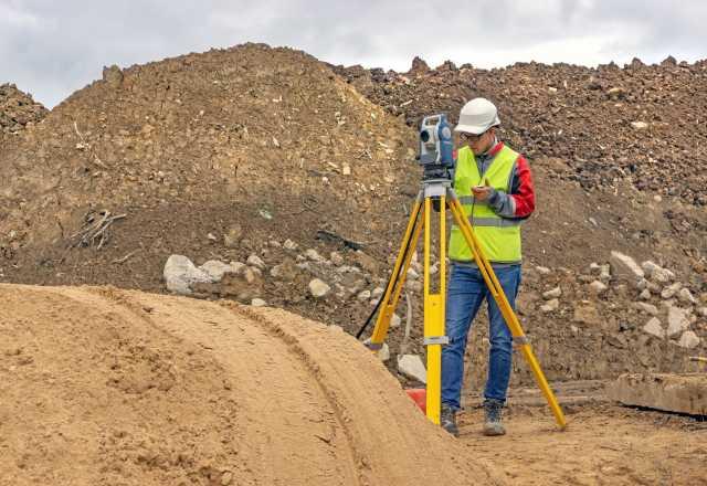 Вакансия: Инженер геодезист в г.Котлас