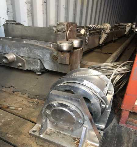 Продам Тельферы кран-балки из нержавеющей стали