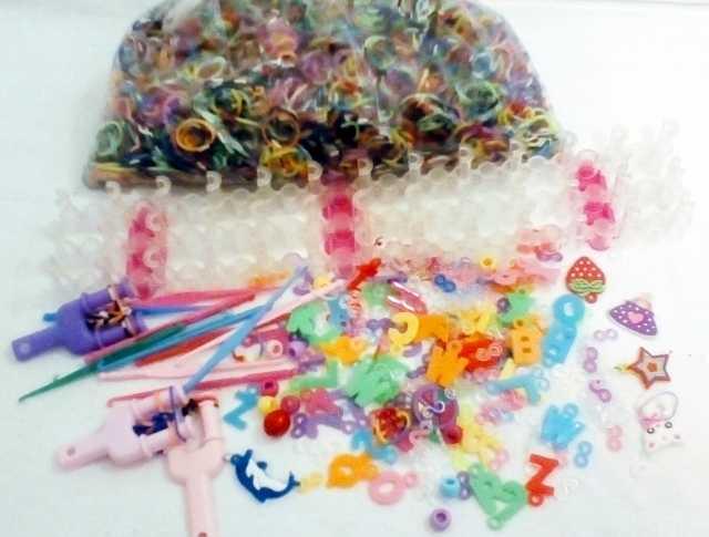 Продам Резиночки для плетения украшений