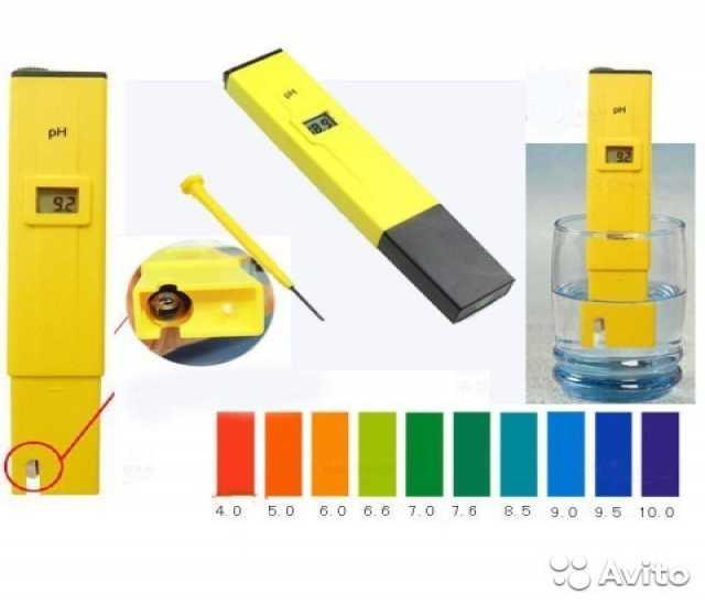 Продам PH метр для измерения PH воды KL-009A