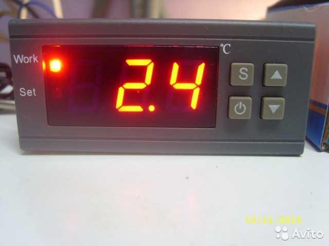 Продам Терморегулятор для инкубаторов брудеров