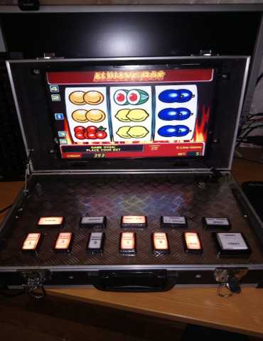 Продам Игровые автоматы (чемоданы)