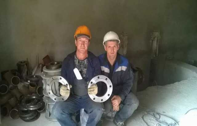 Вакансия: Требуется специалист слесарь-монтажник