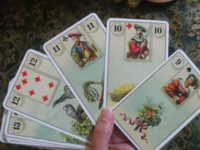 Предложение: КАРТЫ РАССКАЖУТ О ВАШЕЙ ЖИЗНИ