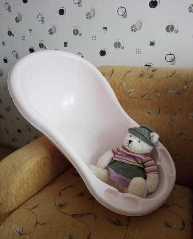 Продам Ванночка с горкой и горшок