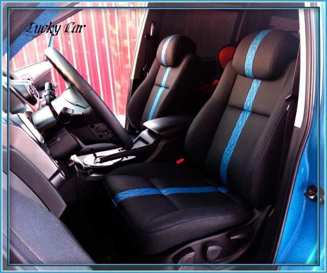 Предложение: Перетяжка автомобильного сиденья