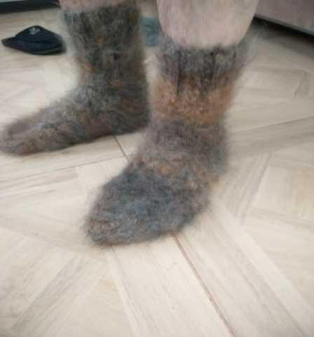 Продам: Носки и шерсти собаки