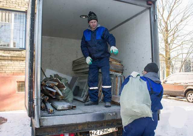 Предложение: Вывоз мусора Грузчики Демонтаж