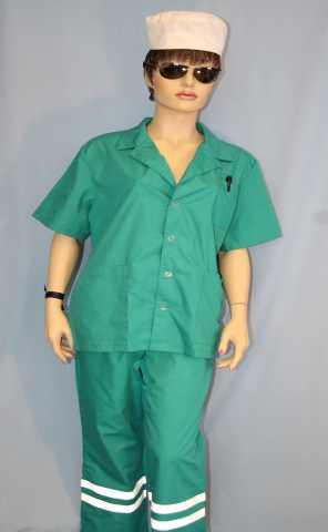 Предложение: Фабрика одежды шьет медицинскую одежду