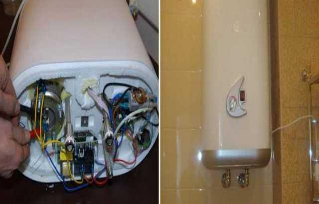 Предложение: Ремонт водонагревателей, бойлеров