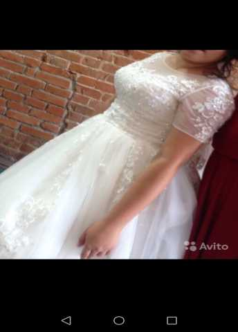 4ab762efbf83cb0 Свадебные и вечерние платья в Омске: купить б/у и новые — объявления ...