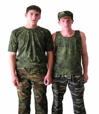 Предложение: Шьем военную форму ВКБО: для военнослужа
