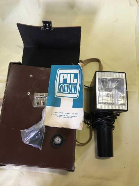 Продам Электронная импульсная фотовспышка FIL