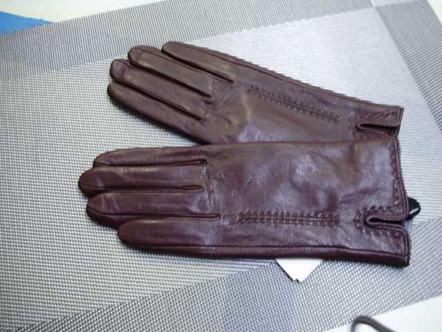 Предложение: Перчатки женские кожаные