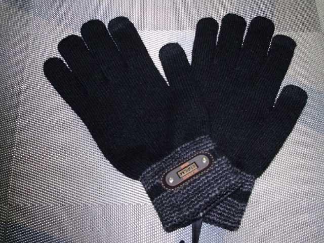 Предложение: Перчатки мужские вязаные