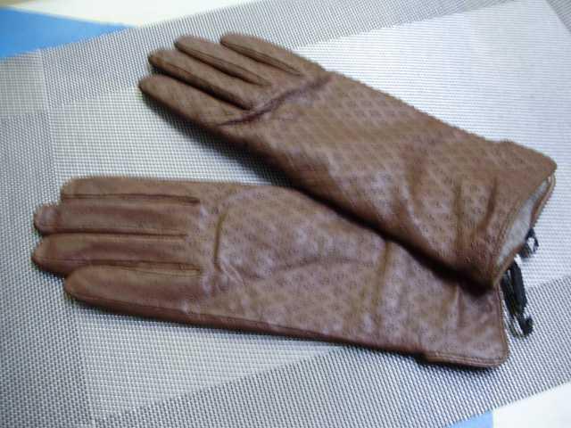 Предложение: Перчатки женские кожаные Harmon