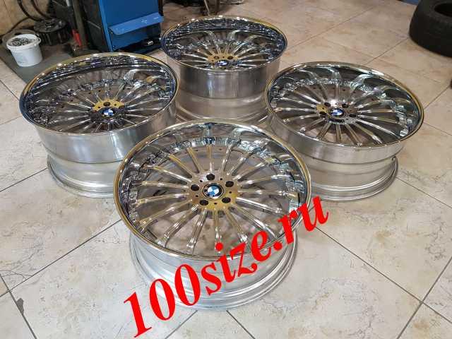 Продам 3х составные кованые диски Bmw X5 X6