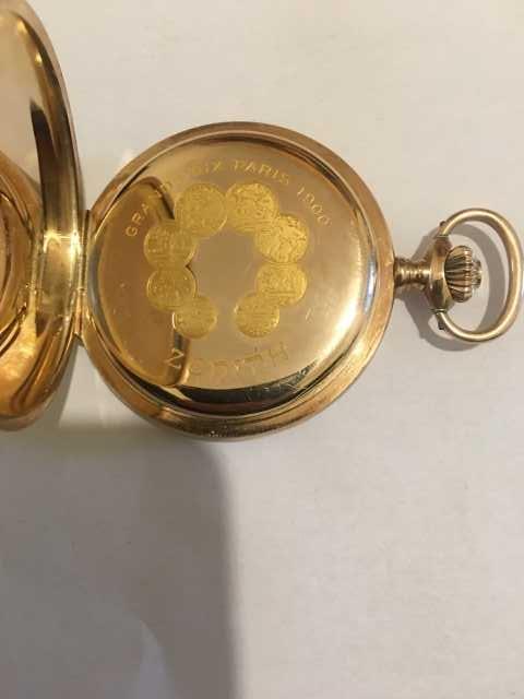 Продам: Карманные часы Zenith Grand Prix Paris