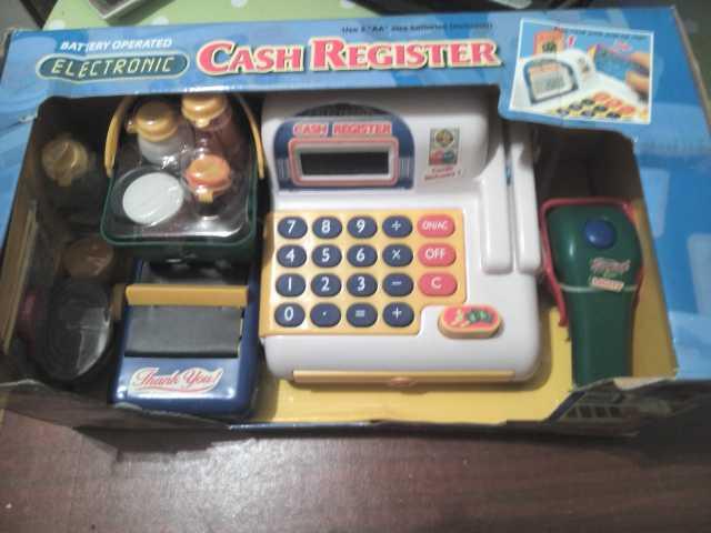 Продам Игрушка Электронный кассовый аппарат