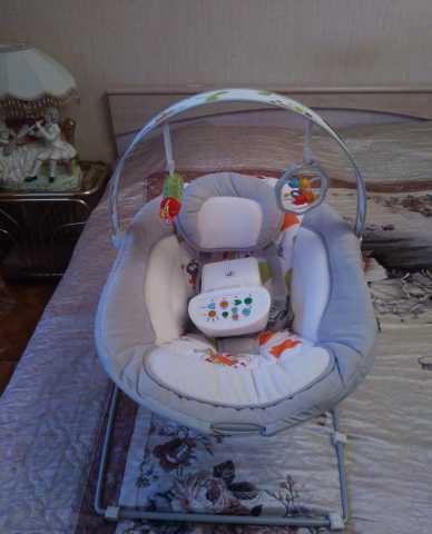 Продам Детские электрокачели - шезлонг