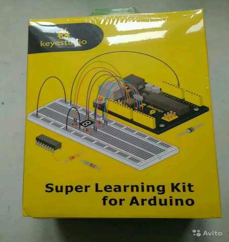 Продам Arduino KS0078 (With UNO R3). Набор