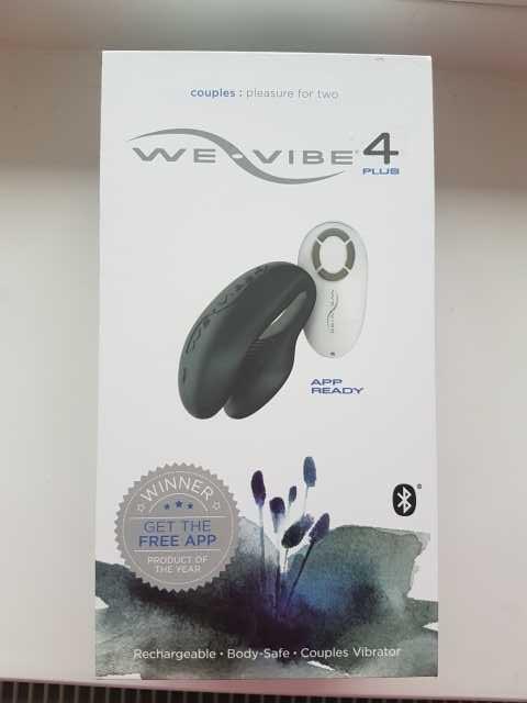 Продам Вибромассажер для пары We-Vibe 4 Plus