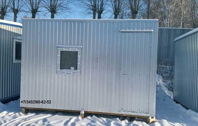 Продам Хозблок для дачи от 3535 рублей/кв.м