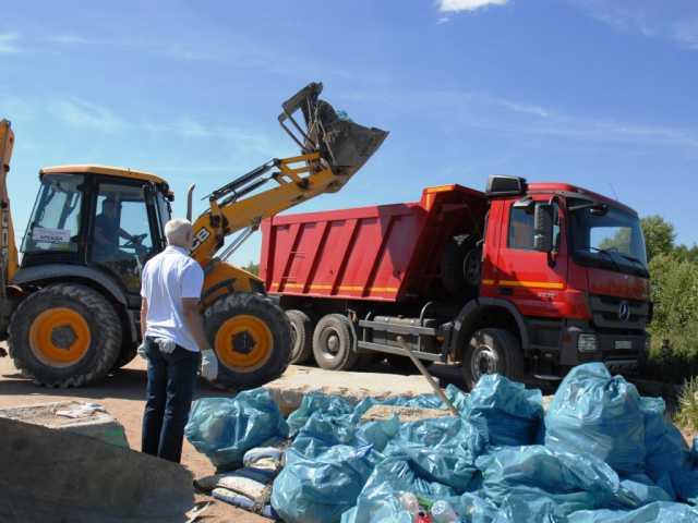 Предложение: вывоз бытового и строительного мусора