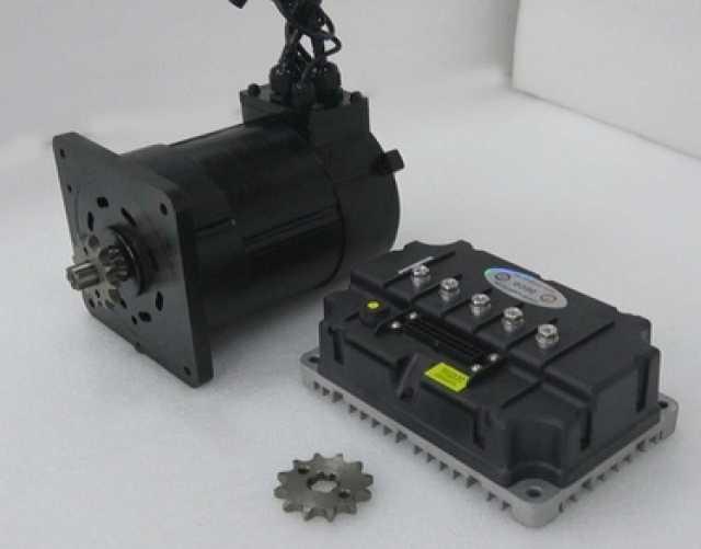 Продам: Мотор комплект для электромотоцикла